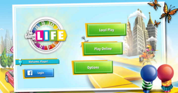 The Game of Life App FREE (Android or iOS)