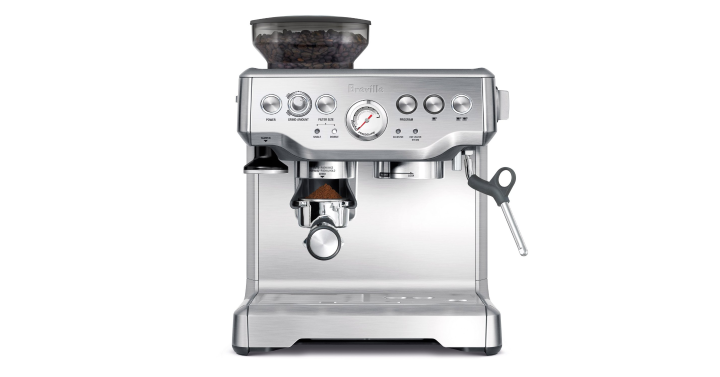 Coffee Maker Terbaik 2017 : Breville Barista Express Espresso Machine - Giveaway Joe