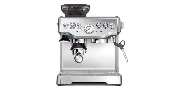 Coffee Maker Terbaik 2017 : Breville Barista Express Espresso Machine - Giveaway Joe