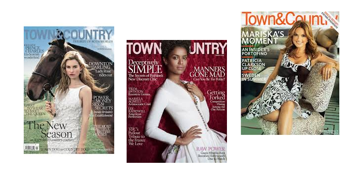 Free Subscription To Town Country Magazine Giveaway Joe