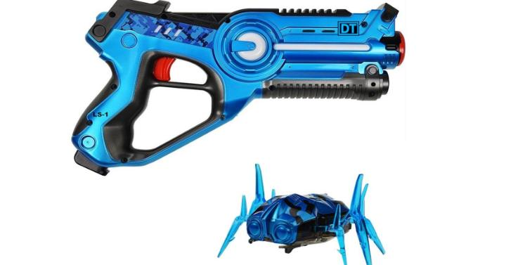 Laser Tag Blaster Giveaway Joe
